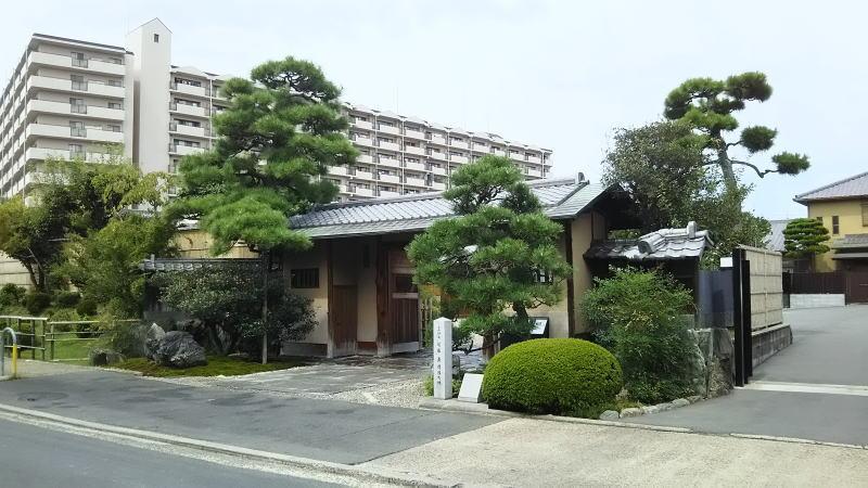 伏見 幕末史跡 近藤勇遭難の地1/京都 ブログガイド