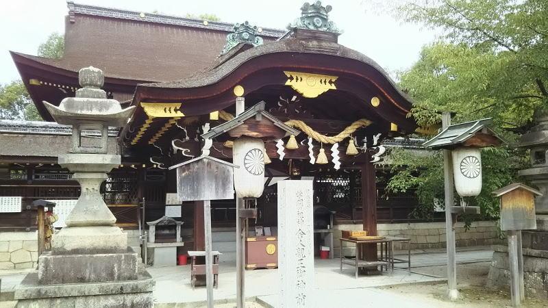 藤森神社/京都 ブログガイド