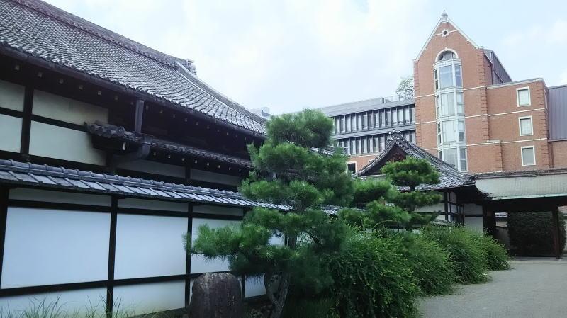大聖寺境内/京都 ブログガイド