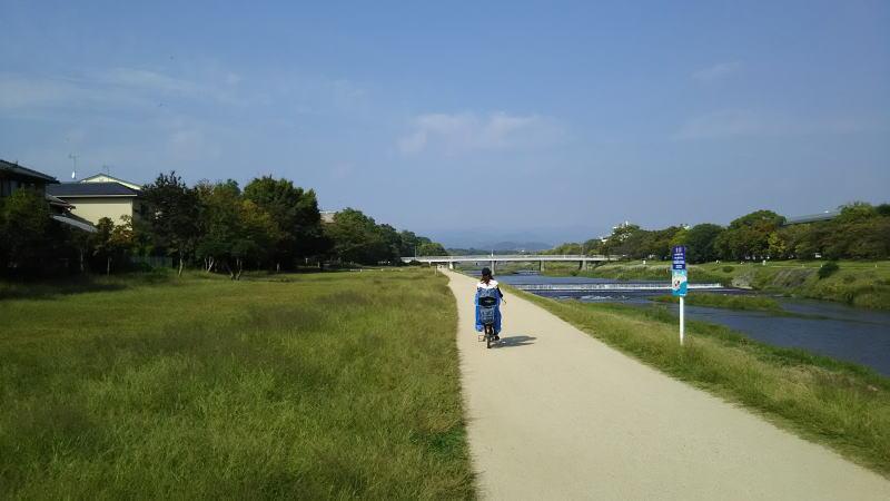 丸太町橋北2/京都 ブログガイド