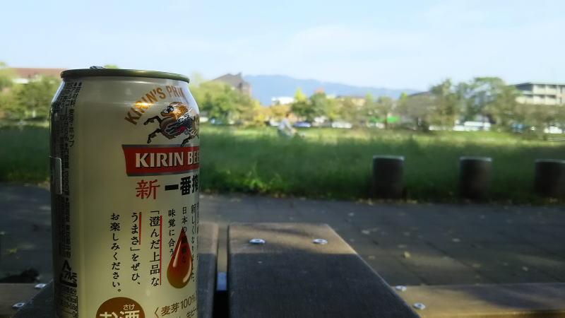 鴨川散歩 府立大裏4/京都 ブログガイド