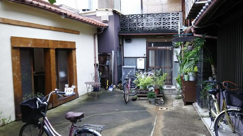 京都 路地 あじき路地4/京都 ブログガイド