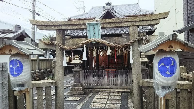 島原住吉神社 / 京都ブログガイド