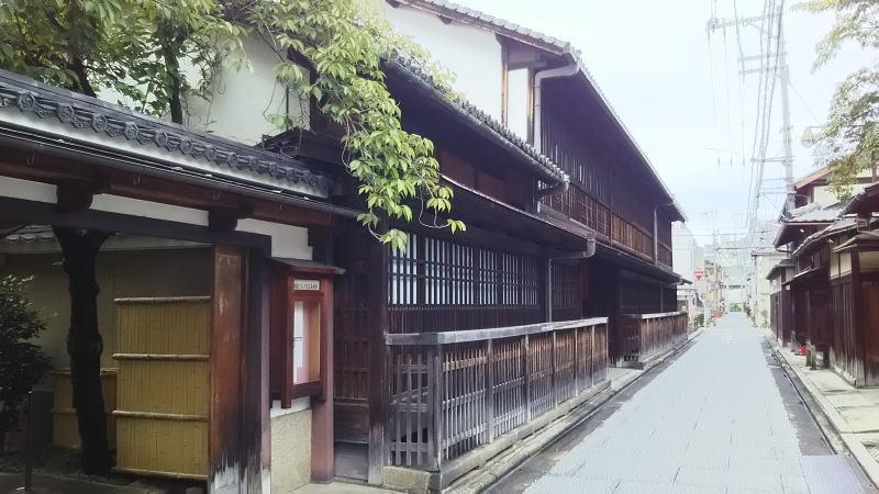 京都 新選組 島原 角屋1/京都 ブログガイド