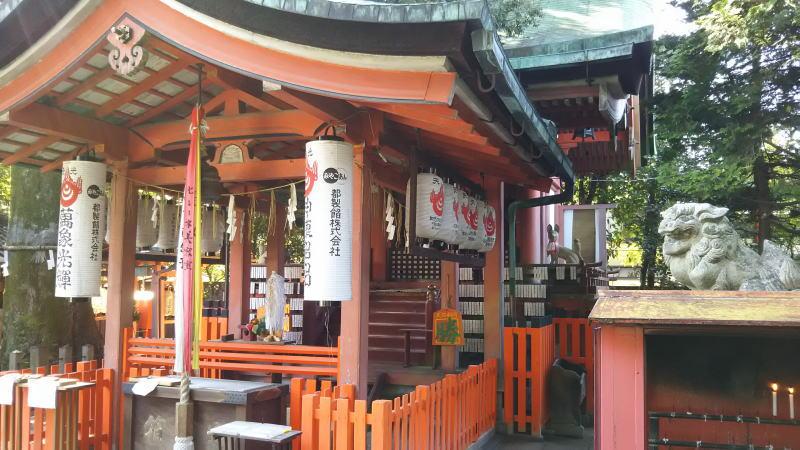 武信稲荷神社 / 京都 ブログガイド