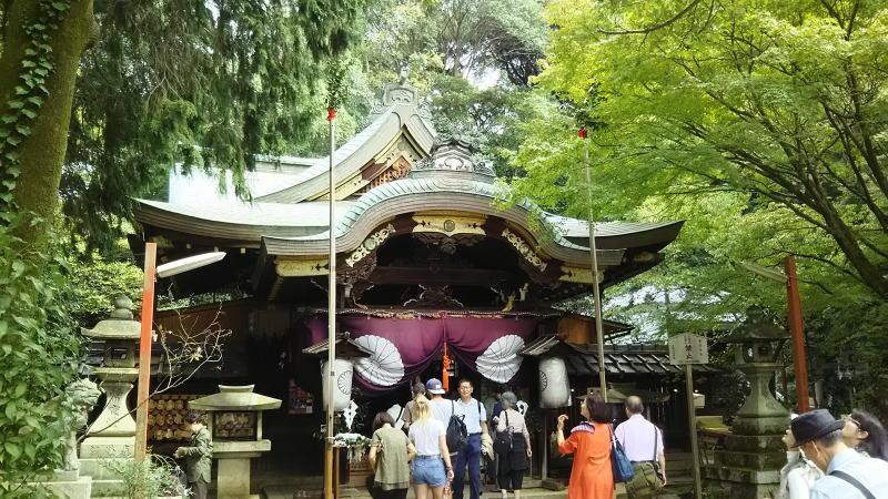 粟田神社 粟田祭7/京都 ブログガイド