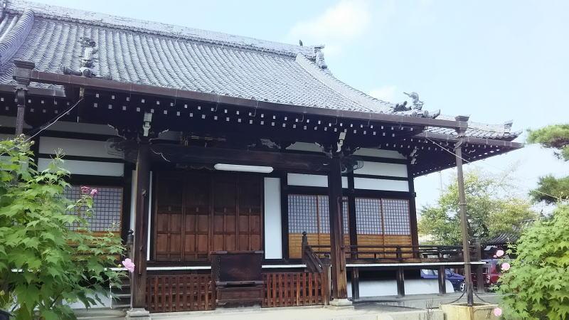本満寺 /京都 ブログ ガイド