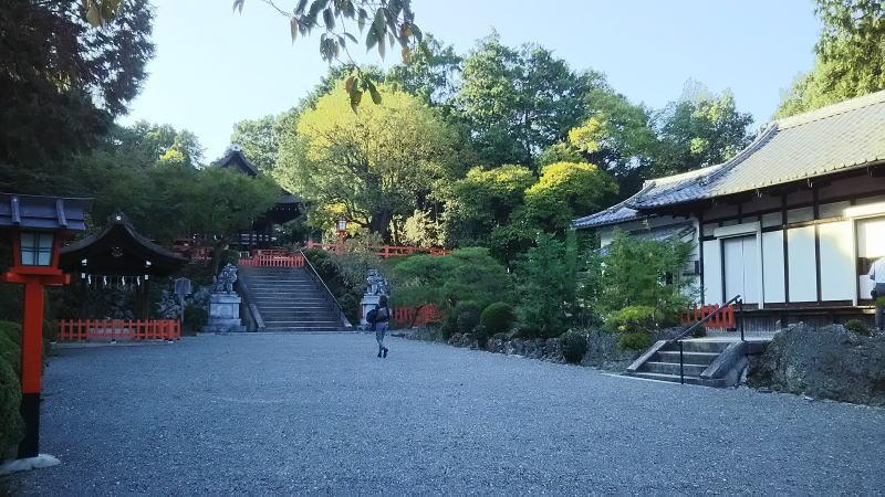 建勲神社 / 京都 ブログガイド