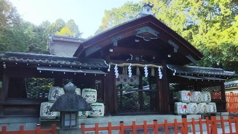 建勲神社8 / 京都 ブログガイド