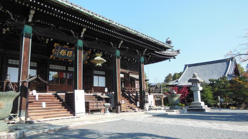 清凉寺(嵯峨釈迦堂)3 / 京都 ブログ ガイド