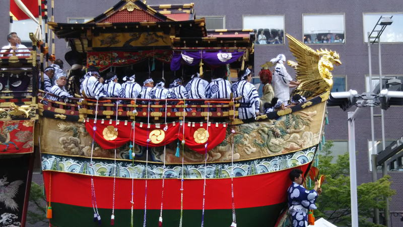 船鉾 / 京都 ブログ ガイド