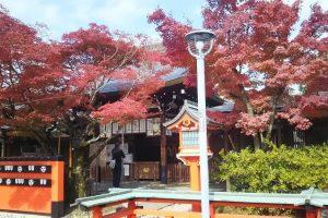 車折神社 / 京都 ブログ ガイド