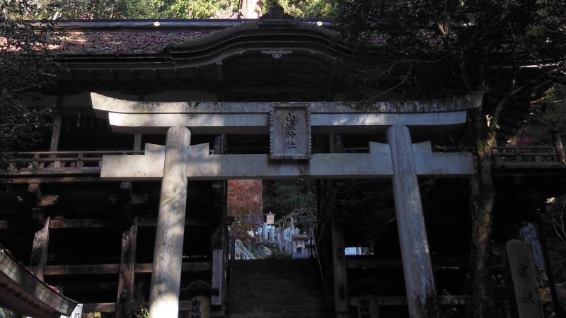 由岐神社2 / 京都 ブログ ガイド