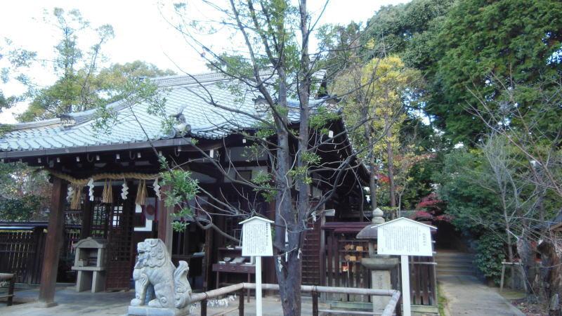 新熊野神社15 / 京都 ブログ ガイド
