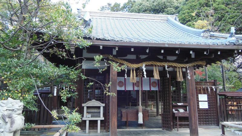 新熊野神社3 / 京都 ブログ ガイド