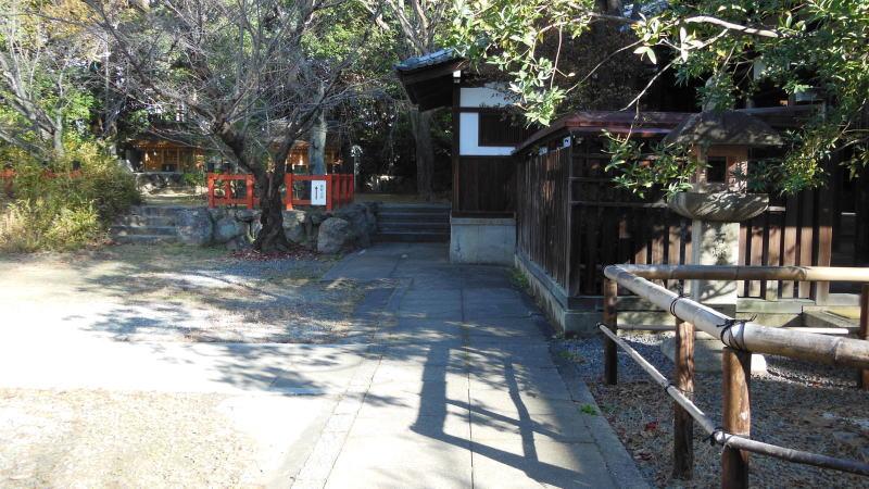 新熊野神社5 / 京都 ブログ ガイド