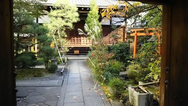 宝蔵寺 伊藤若冲ゆかりの寺3 / 京都 ブログガイド