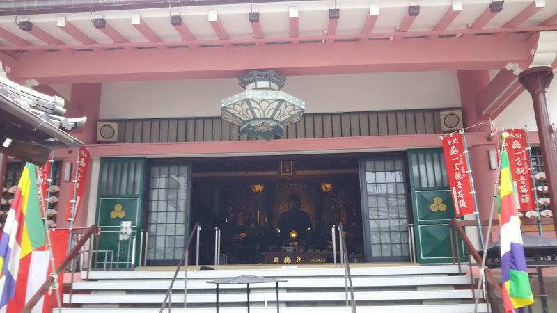 誓願寺の本堂 / 京都 ブログガイド