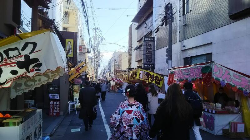 京都えびす神社1 / 京都 ブログガイド