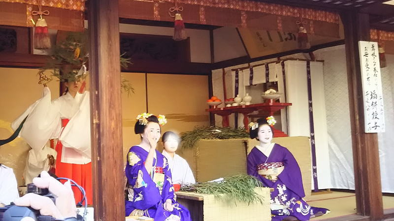 京都えびす神社4 / 京都 ブログガイド