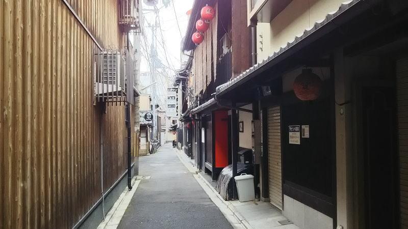 京都 五花街 祇園東