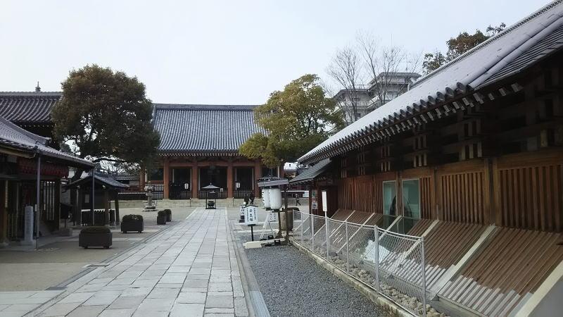 壬生寺3 / 京都 ブログガイド