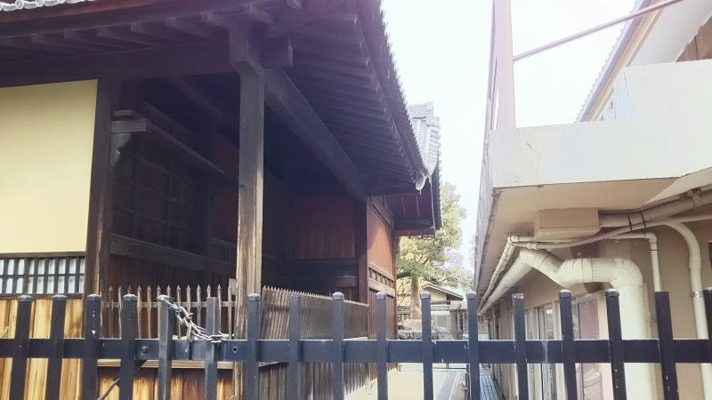 壬生寺6 / 京都 ブログガイド