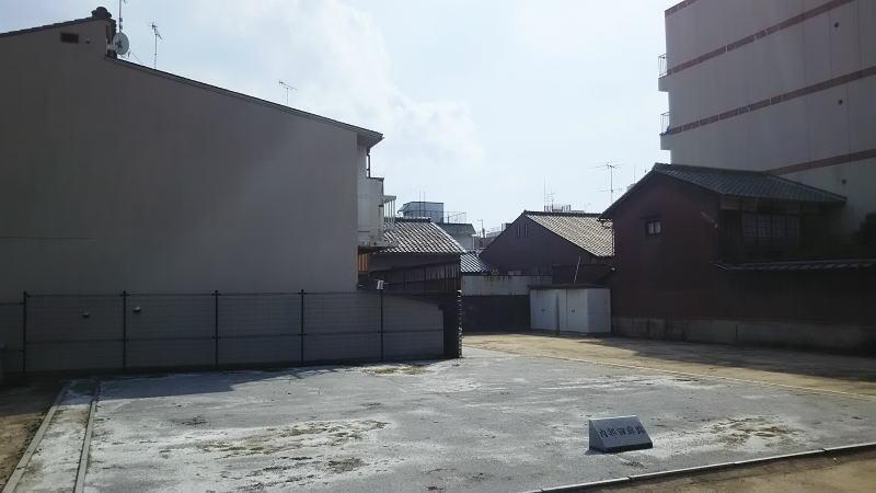平安京 内郭回廊跡 / 京都 ブログガイド
