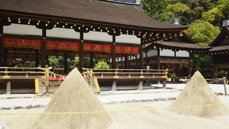 賀茂別雷神社(上賀茂神社)4/ 京都 ブログ ガイド