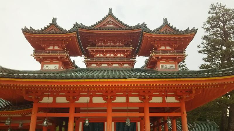 平安神宮3 / 京都 ブログ ガイド