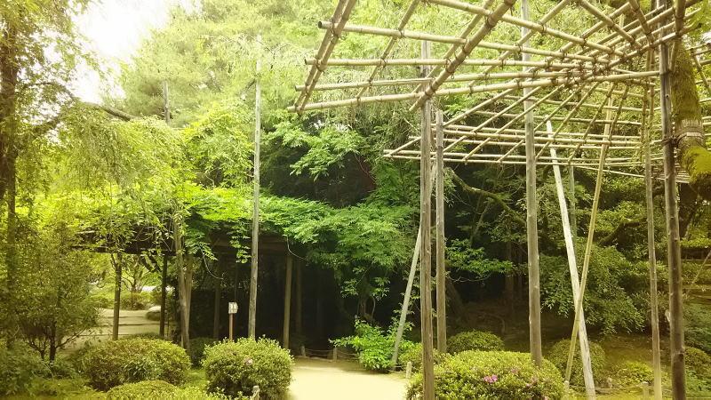 平安神宮 神苑2/ 京都 ブログ ガイド