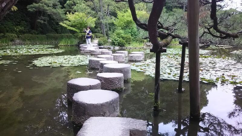 平安神宮 神苑8/ 京都 ブログ ガイド