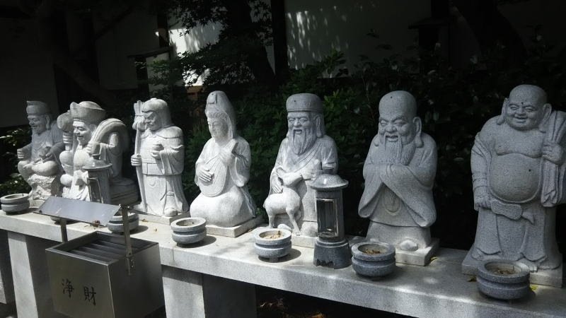 都七福神 / 京都 ブログ ガイド