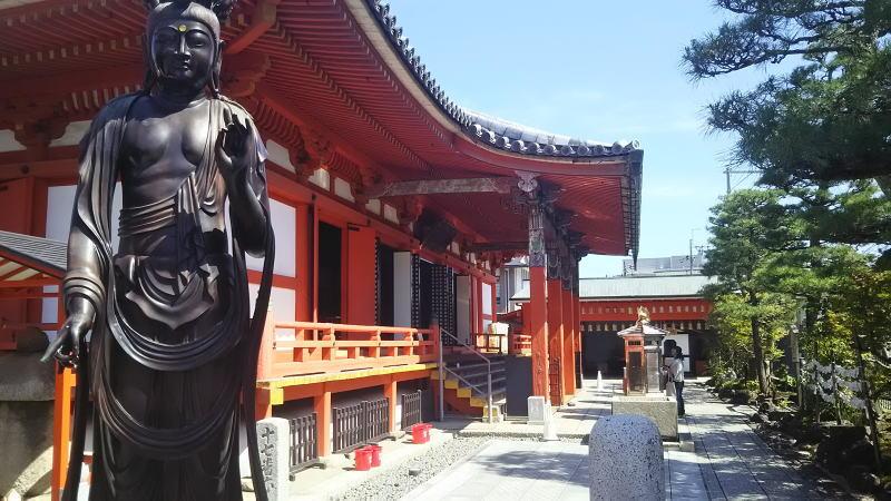 六波羅蜜寺 / 京都 ブログ ガイド