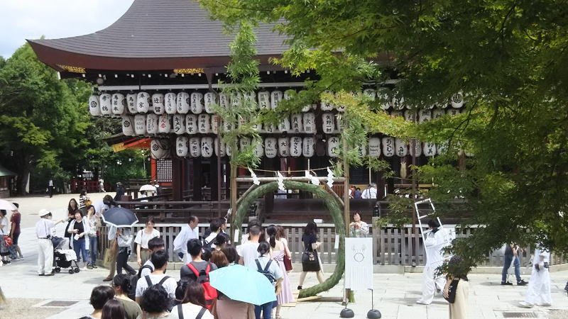 八坂神社8 / 京都 ブログ ガイド