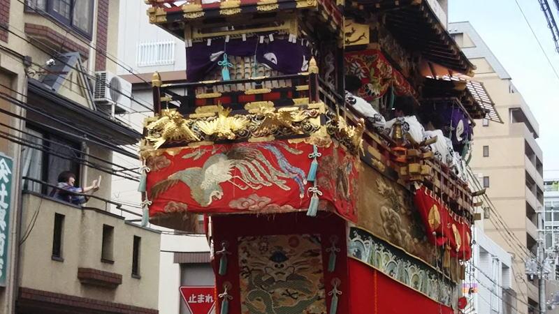 2018 祇園祭 / 京都 ブログ ガイド
