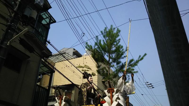 電線かわし / 京都 ブログ ガイド