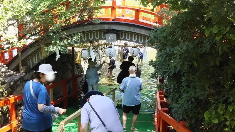 下鴨神社 みたらし祭5 / 京都 ブログ ガイド
