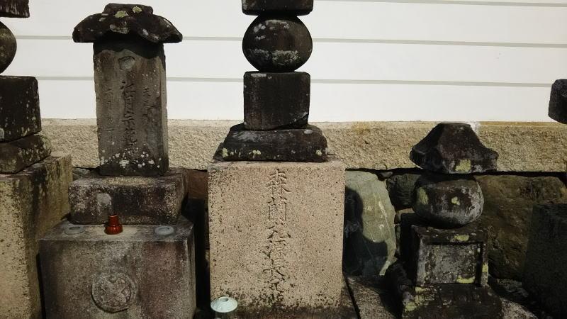 森蘭丸墓 / 京都ブログ ガイド