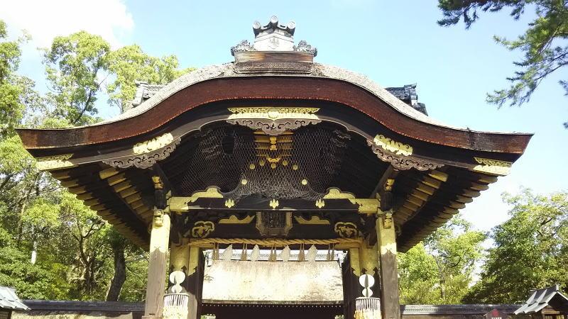 豊国神社 4/ 京都 ブログ ガイド