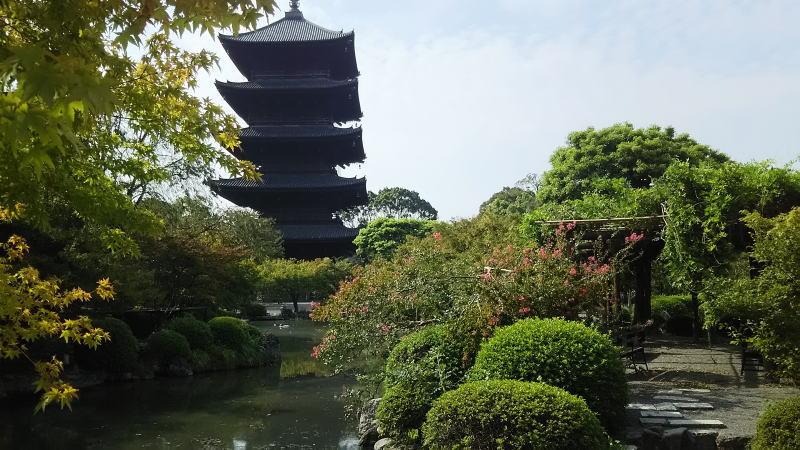 教王護国寺 ( 東寺 ) / 京都 ブログ ガイド