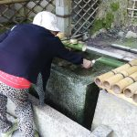 京都名水めぐり 京都御所周辺/ 京都 ブログ ガイド