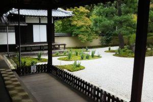 廬山寺 紫式部邸宅址 5/ 京都 ブログ ガイド
