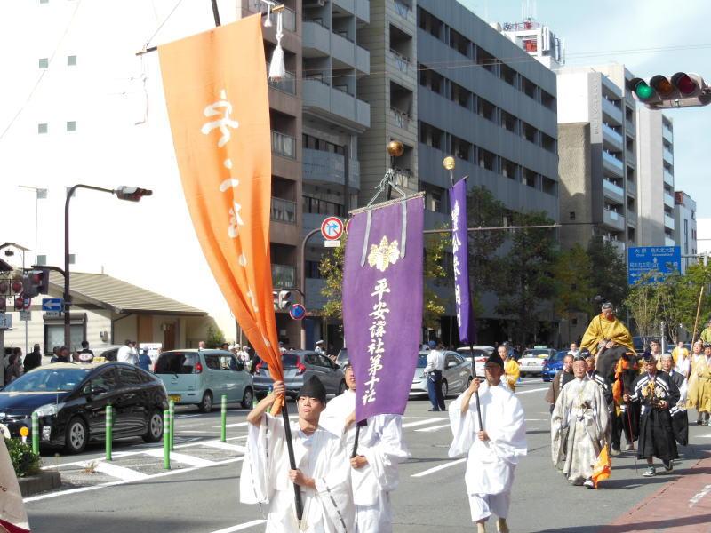 2018 時代祭 / 京都 ブログ ガイド