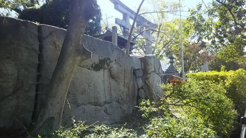 方広寺石垣/ 京都 ブログ ガイド