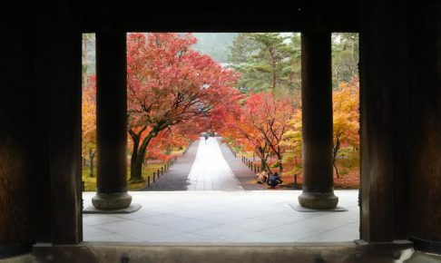 無料で楽しむ紅葉モデルコース / 京都 ブログ ガイド
