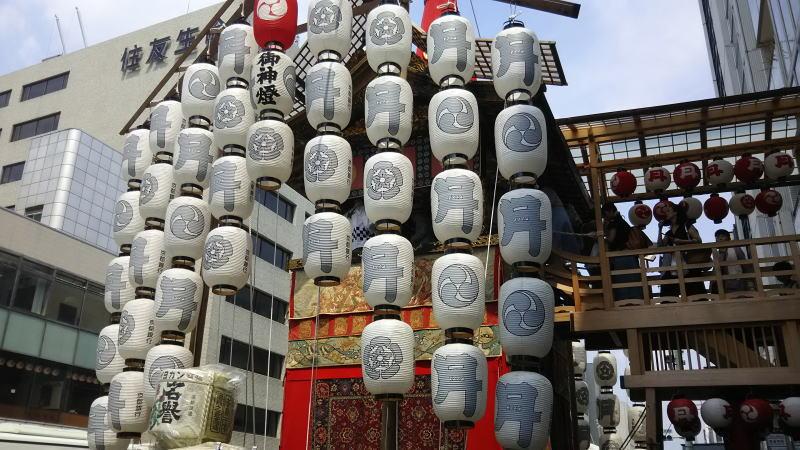 祇園祭 山鉾 / 京都 ブログ ガイド