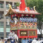 祇園祭 長刀鉾 / 京都 ブログ ガイド