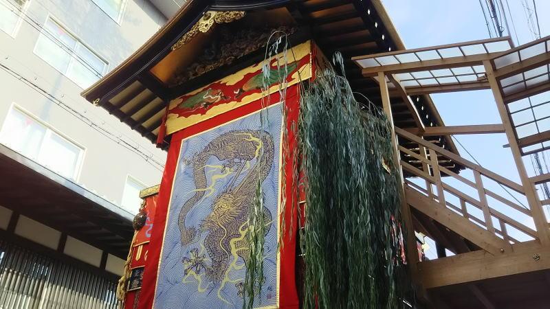山鉾巡航 曳き方ボランティア / 京都 ブログ ガイド