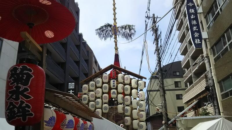 祇園祭 菊水鉾 / 京都 ブログ ガイド